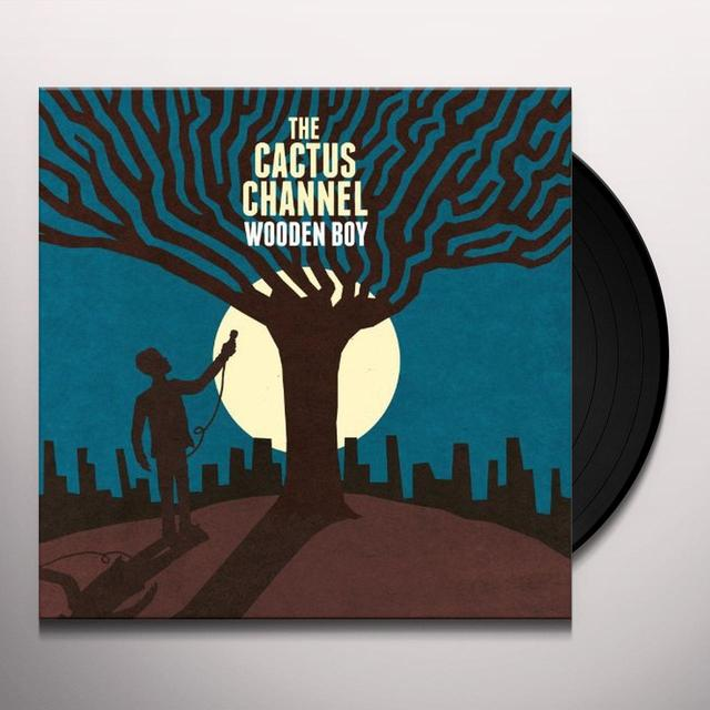 The Cactus Channel WOODEN BOY Vinyl Record