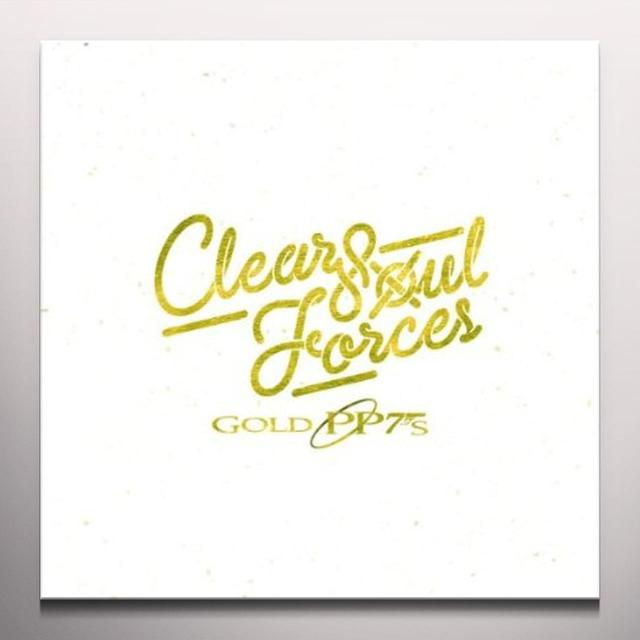 Clear Soul Forces GOLD PP7S Vinyl Record - Colored Vinyl, Digital Download Included