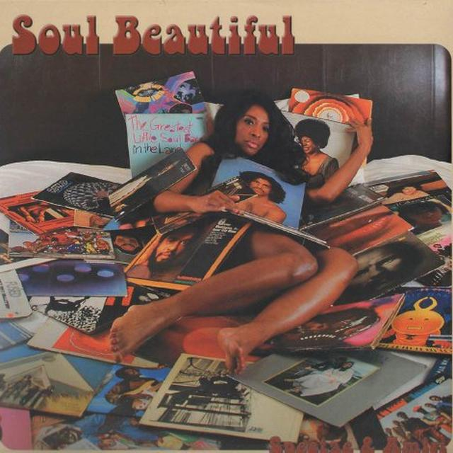 Spectrum & Amiri SOUL BEAUTIFUL Vinyl Record