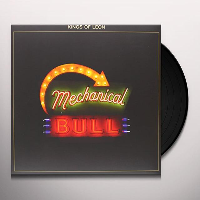 Kings Of Leon MECHANICAL BULL Vinyl Record - 180 Gram Pressing, Digital Download Included
