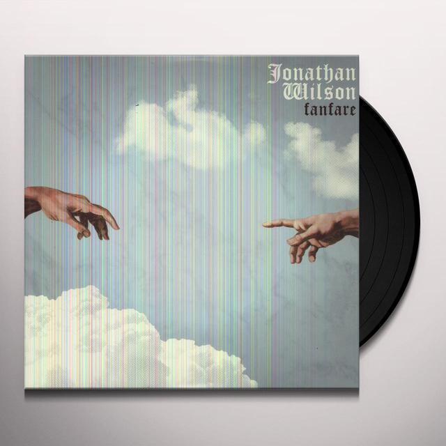 Jonathan Wilson FANFARE Vinyl Record - 180 Gram Pressing