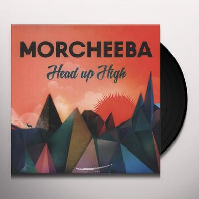 Morcheeba HEAD UP HIGH  (DLI) Vinyl Record - 180 Gram Pressing