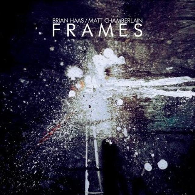 Brian Haas & Matt Chamberlain FRAMES Vinyl Record