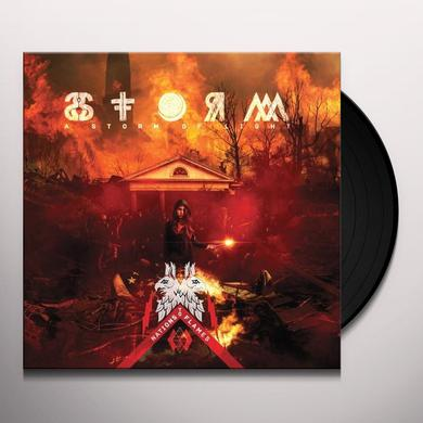 A Storm of Light  NATIONS TO FLAMES Vinyl Record