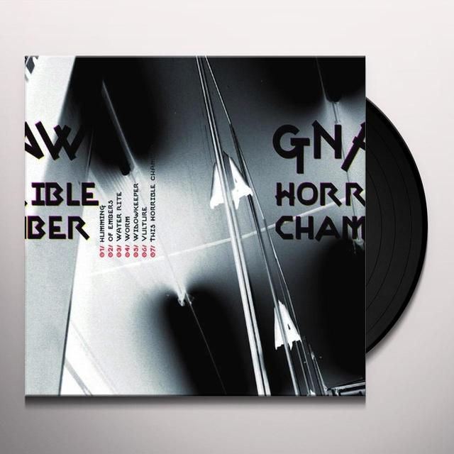 Gnaw HORRIBLE CHAMBER Vinyl Record