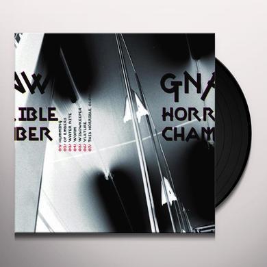 Gnaw HORRIBLE CHAMBER Vinyl Record