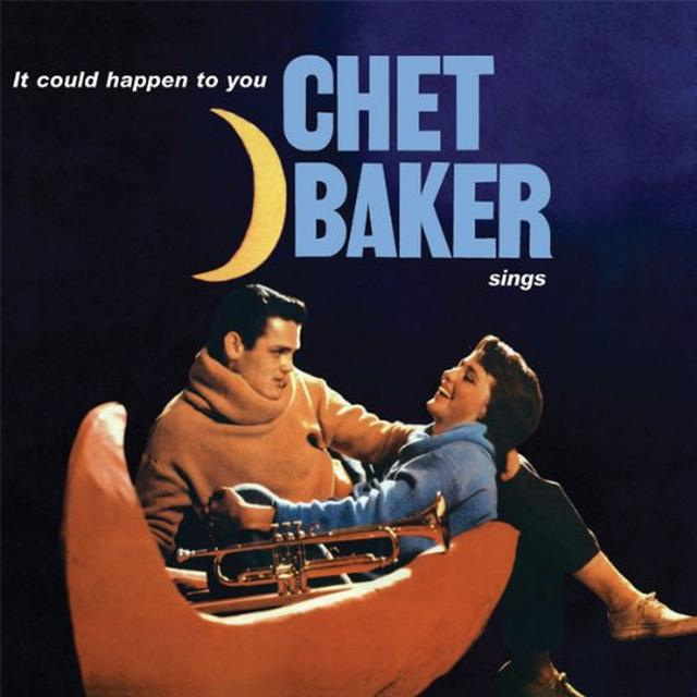 Chet Baker IT COULD HAPPEN TO YOU Vinyl Record - Limited Edition