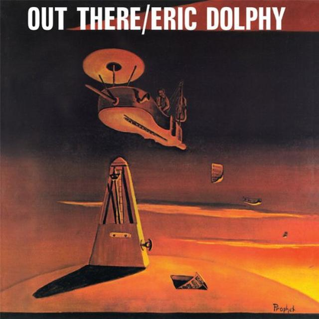 Eric Dolphy OUT THERE Vinyl Record - Limited Edition