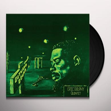 Eric Quintet Dolphy OUTWARD BOUND Vinyl Record - Limited Edition