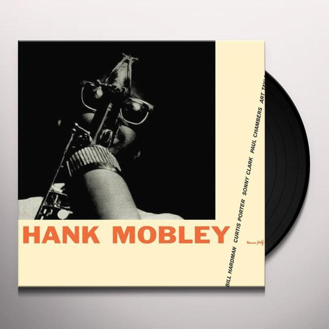 HANK MOBLEY Vinyl Record - Limited Edition