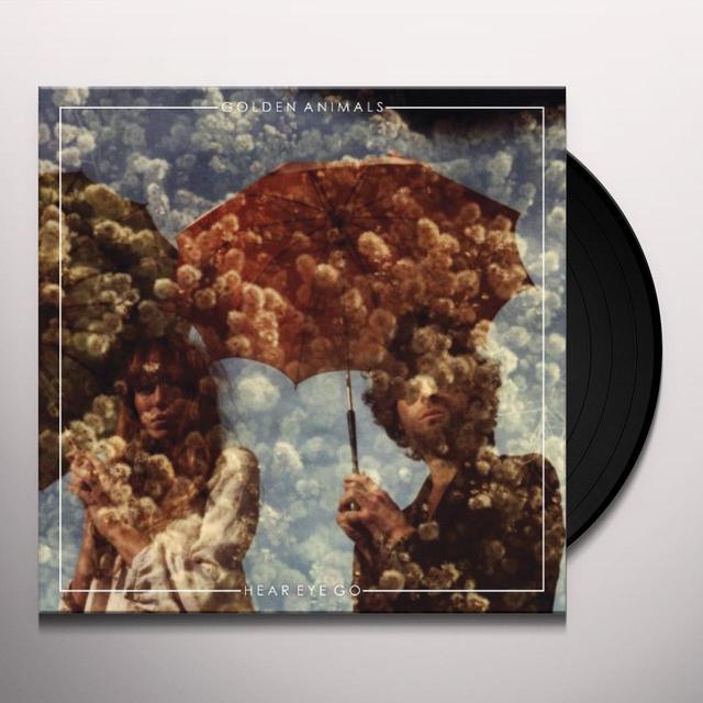 Golden Animals HERE EYE GO Vinyl Record