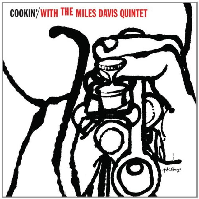COOKIN WITH THE MILES DAVIS QUINTET Vinyl Record - Limited Edition
