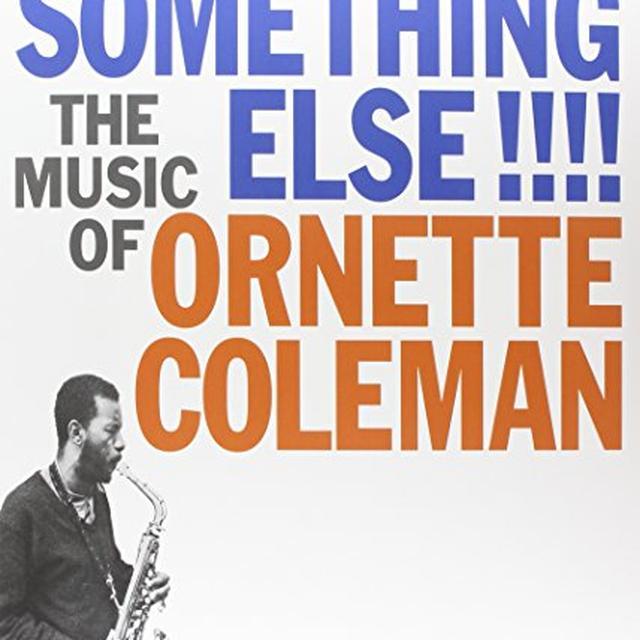 SOMETHING ELSE THE MUSIC OF ORNETTE COLEMAN Vinyl Record