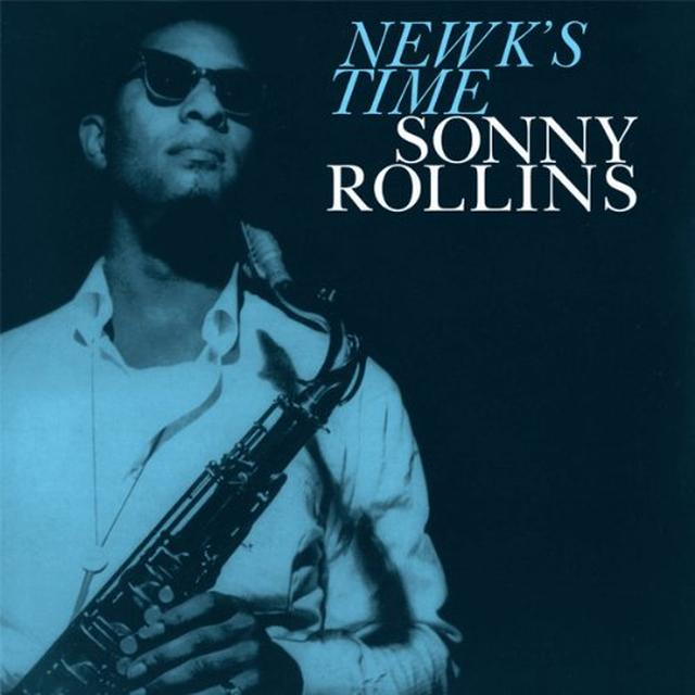 Sonny Rollins NEWK'S TIME Vinyl Record - Limited Edition