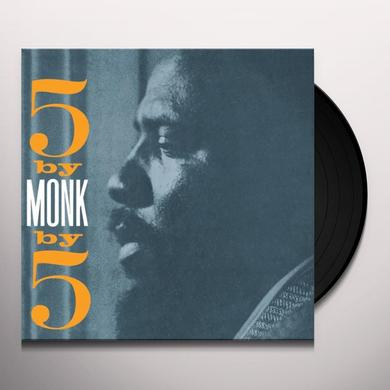 Thelonious Monk Quintet 5 BY MONK BY 5 Vinyl Record - Limited Edition