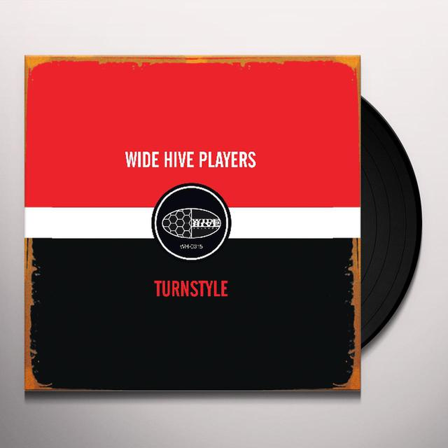 Wide Hive Players TURNSTYLE Vinyl Record