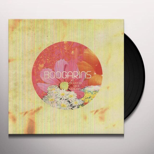 Boogarins AS PLANTAS QUE CURAM Vinyl Record