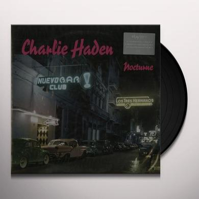 Charlie Haden NOCTURNE Vinyl Record - 180 Gram Pressing, Deluxe Edition