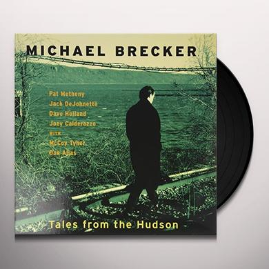 Michael Brecker / Pat Methany / Jack Dejohnette TALES FROM THE HUDSON Vinyl Record - 180 Gram Pressing, Deluxe Edition