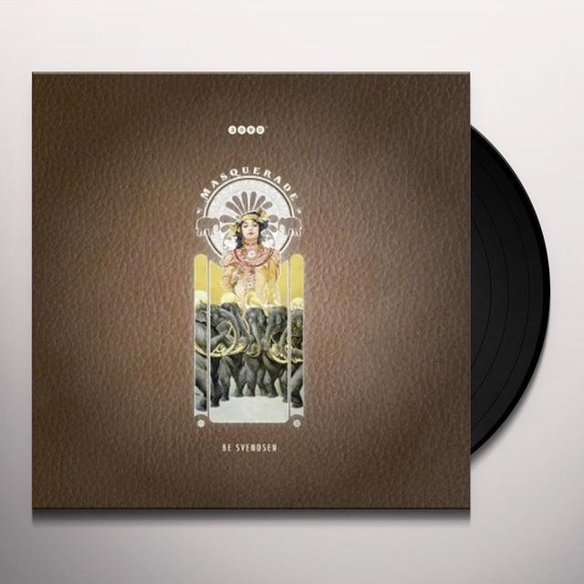 Be Svendsen MASQUERADE Vinyl Record