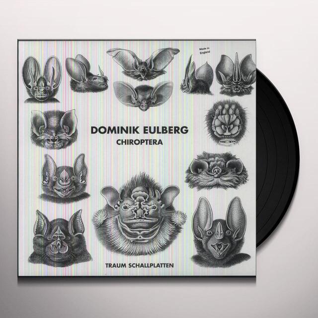 Dominik Eulberg CHIROPTERA Vinyl Record