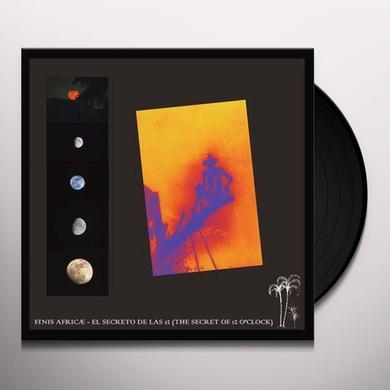 Finis Africae SECRETO DE LAS 12 Vinyl Record