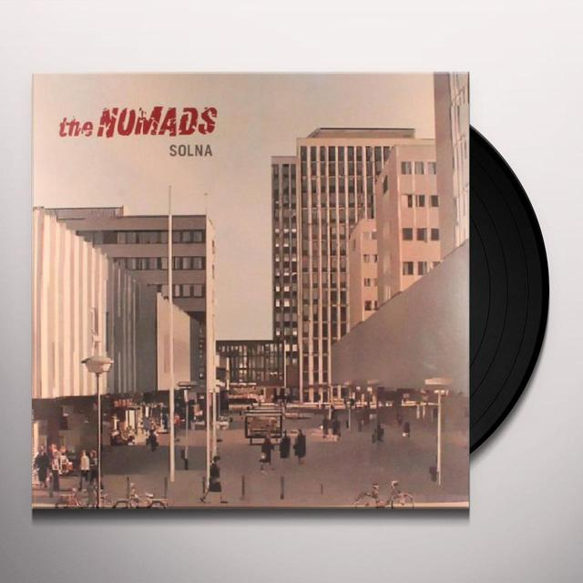 Nomads SOLNA Vinyl Record - Deluxe Edition