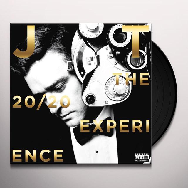 Justin Timberlake 20/20 EXPERIENCE - 2 OF 2 (DLI) Vinyl Record