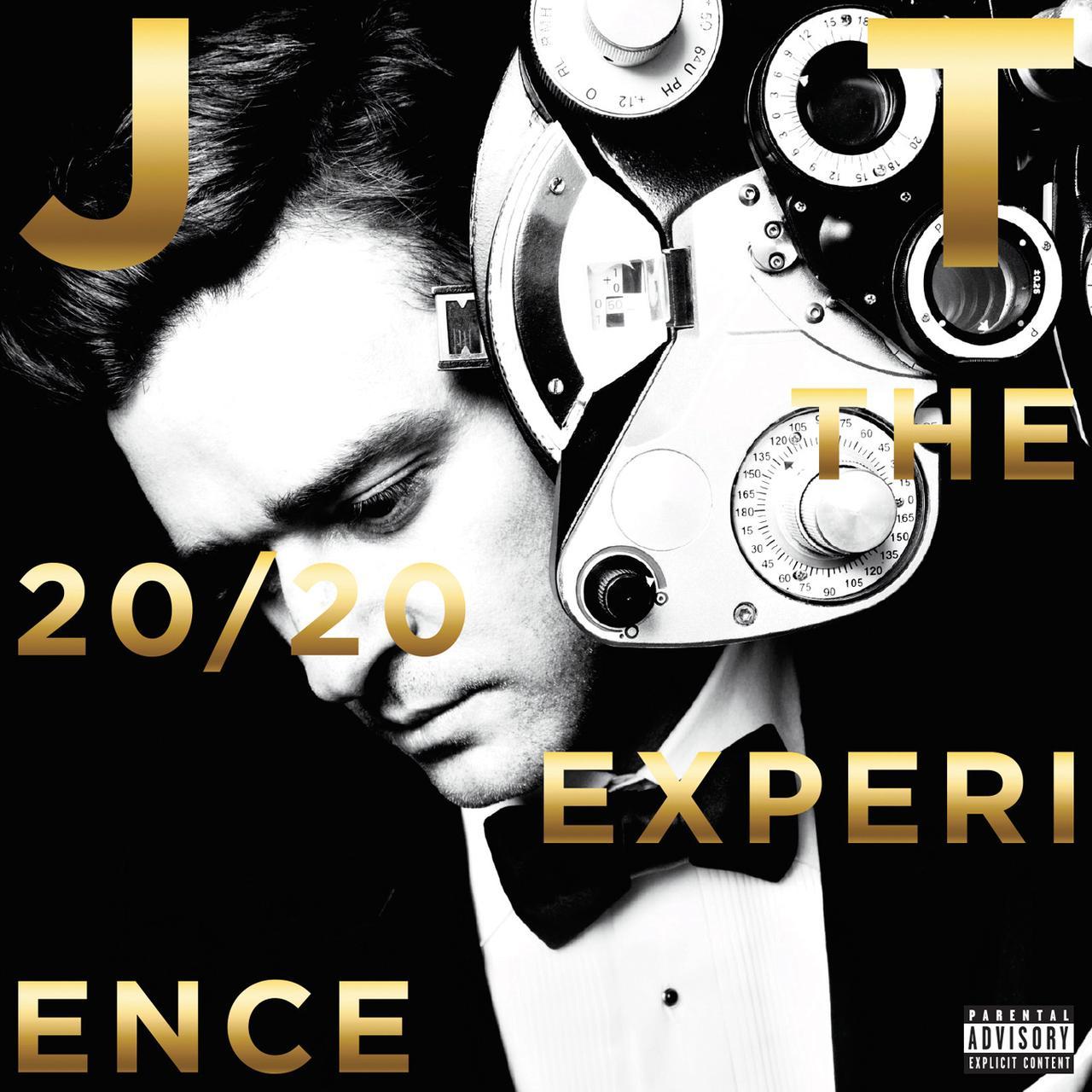 Justin Timberlake - The 20/20 Experience | Hal Leonard Online