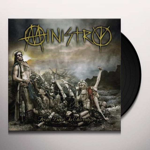 Ministry FROM BEER TO ETERNITY Vinyl Record