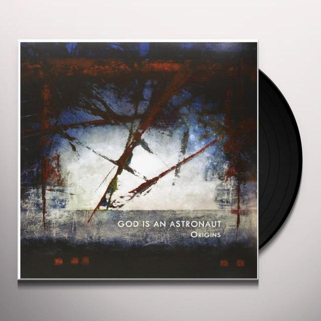 God Is An Astronaut ORIGINS Vinyl Record