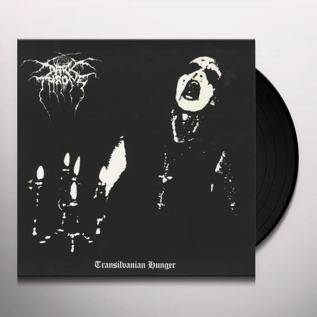 Darkthrone TRANSILVANIAN HUNGER Vinyl Record