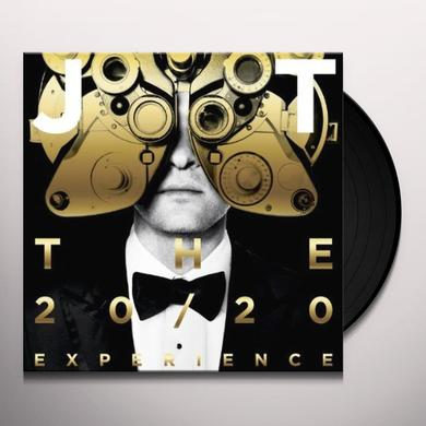 Justin Timberlake 20/20 EXPERIENCE: THE COMPLETE EXPERIENCE Vinyl Record