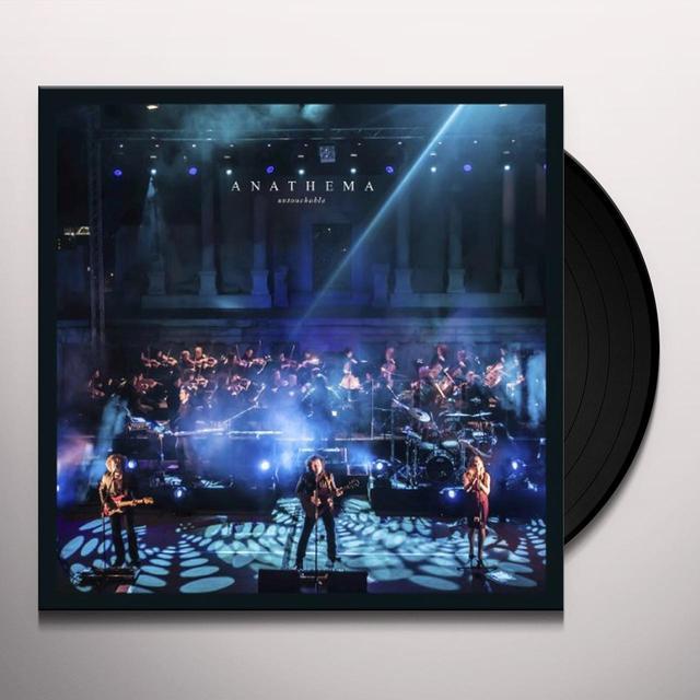Anathema UNTOUCHABLE Vinyl Record