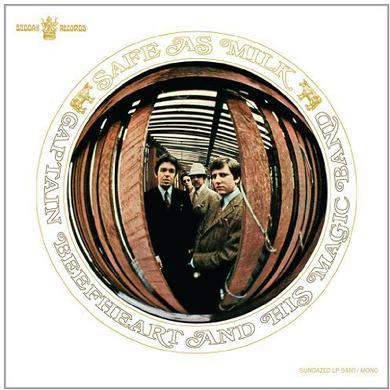 Captain Beefheart SAFE AS MILK Vinyl Record