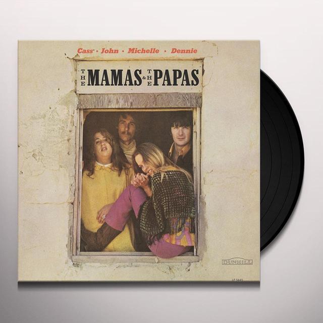 MAMAS & PAPAS Vinyl Record