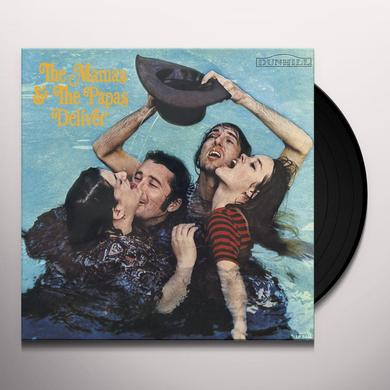 Mamas & Papas DELIVER Vinyl Record