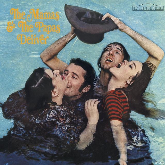 Mamas & Papas DELIVER Vinyl Record