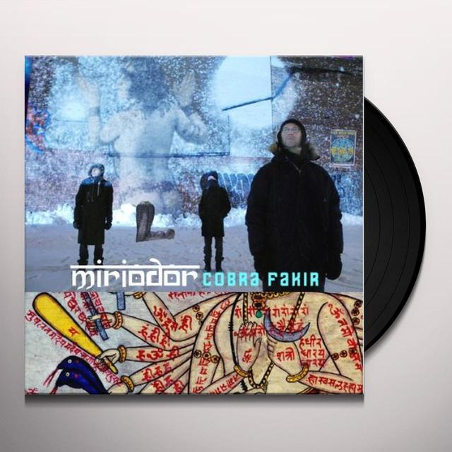 Miriodor COBRA FAKIR Vinyl Record