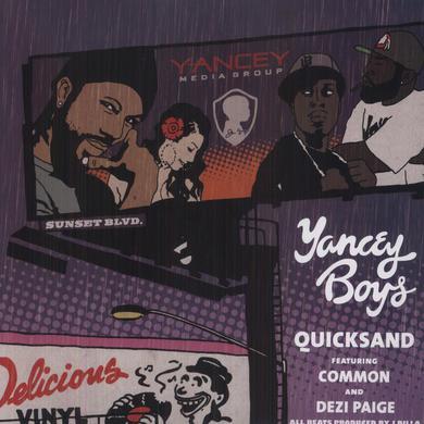 Yancey Boys QUICK SAND Vinyl Record