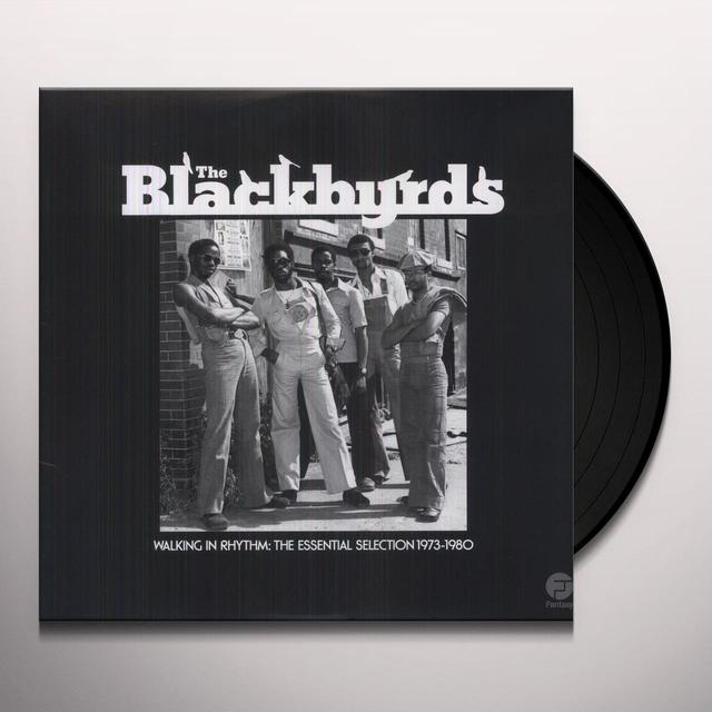 Blackbyrds WALKING IN RHYTHM: ESSENTIAL SELECTION 1973-1980 Vinyl Record