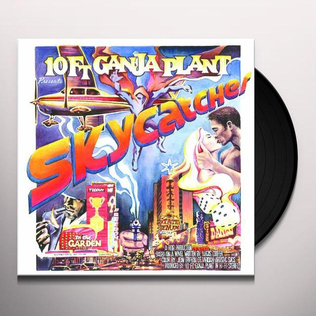 10 Ft Ganja Plant SKYCATCHER Vinyl Record