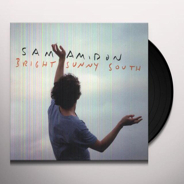 Sam Amidon BRIGHT SUNNY SOUTH (WSV) Vinyl Record