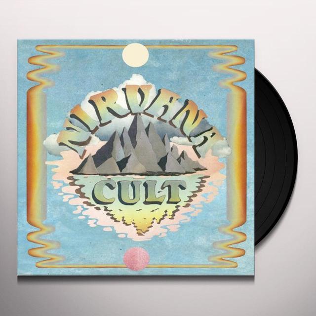Nirvana CULT Vinyl Record - Digital Download Included