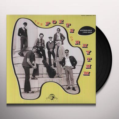 Poets Of Rhythm ANTHOLOGY 1992-2003 Vinyl Record