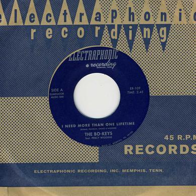 The Bo-Keys NEED MORE THAN ONE LIFETIME Vinyl Record