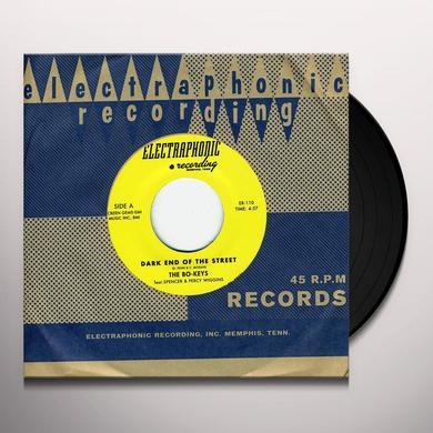 The Bo-Keys DARK END OF THE STREET (EP) Vinyl Record