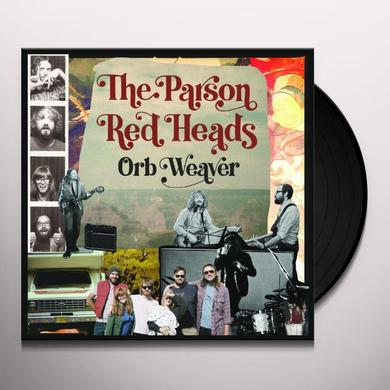 Parson Red Heads ORB WEAVER Vinyl Record - w/CD, Limited Edition