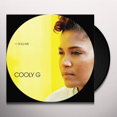 Cooly G HOLD ME Vinyl Record