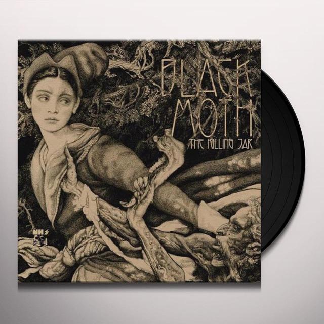 Black Moth KILLING JAR Vinyl Record